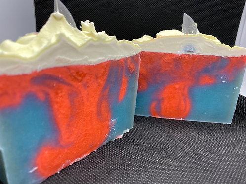 Shark Attack Goat Milk Soap