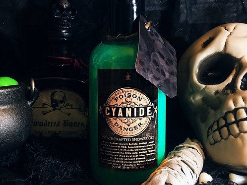 CYANIDE Shower Potion