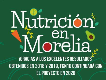 Nutrición en Morelia
