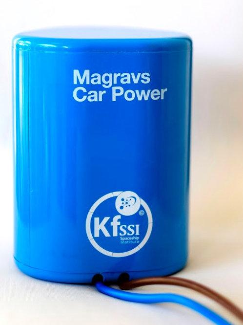 Système Magrav voiture