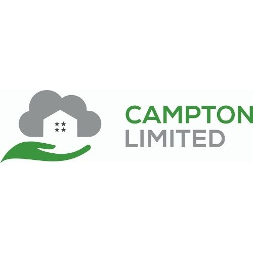 Campton Limited logo designed by Daniel & Joseph