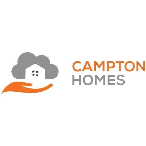 Campton Homes  logo designed by Daniel & Joseph
