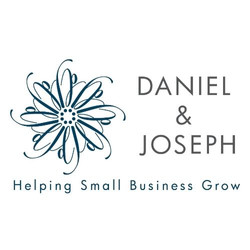Daniel & Joseph logo designed by Daniel & Joseph