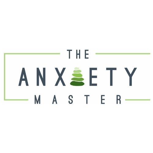 The Anxiety Master logo designed by Daniel & Joseph