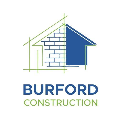 Burford Construction logo designed by Daniel & Joseph