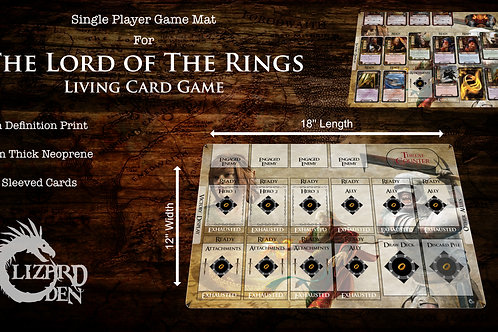 Lord Of The Rings LCG Custom Game Mat