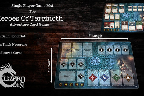 Heroes Of Terrinoth Custom Made Game Mat