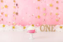 Pink Twinkle Star