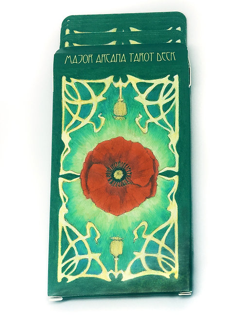 Major Arcana Tarot Deck