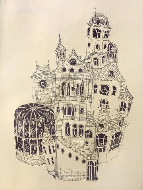 Imagined Architecture II