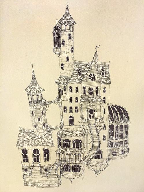 Imagined Architecture I