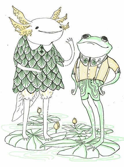 Axolotl and Frog 2.jpg