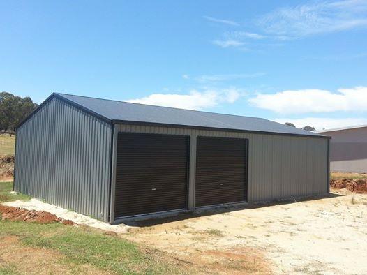 14x9m shed
