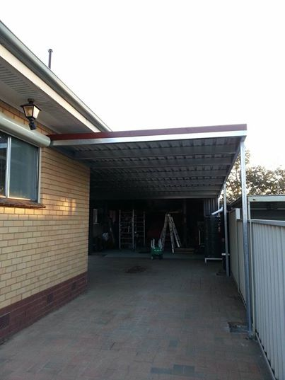 Carport/Patio