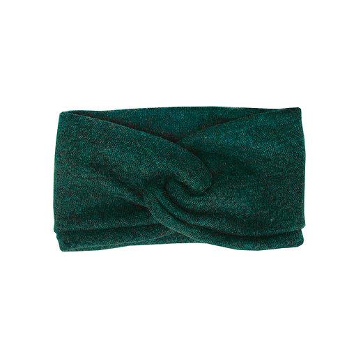 Stirnband Petrol aus Wolle