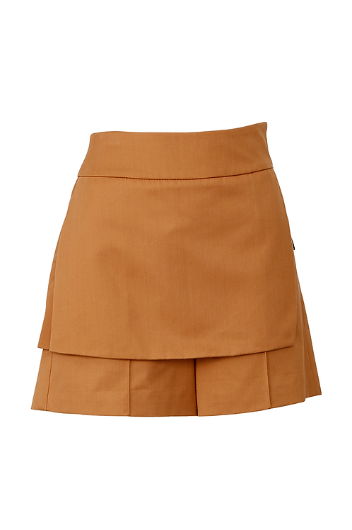 Ladies Dress Apron Shorts