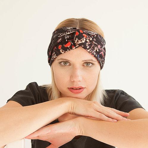 Jersey-Stirnband Pusteblume