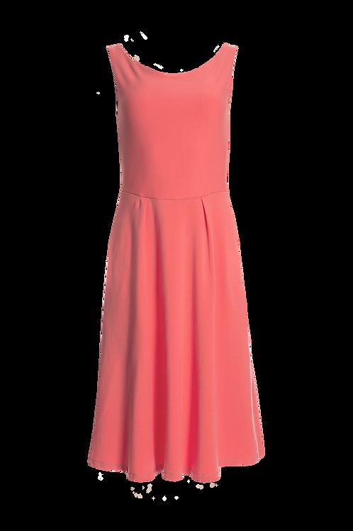 Kleid Carmen rosa