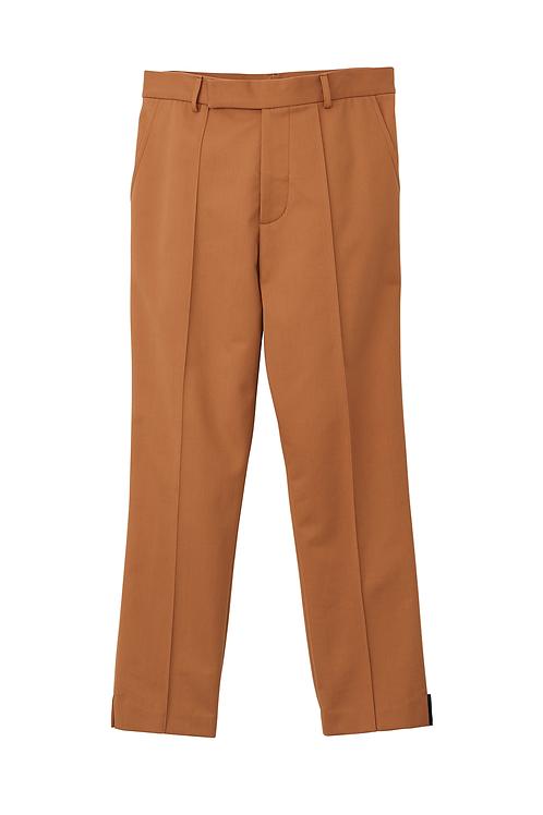 Men's Pintuck Dress Trousers