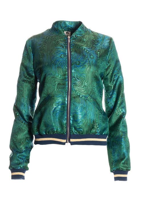 Bomberjacke Emerald