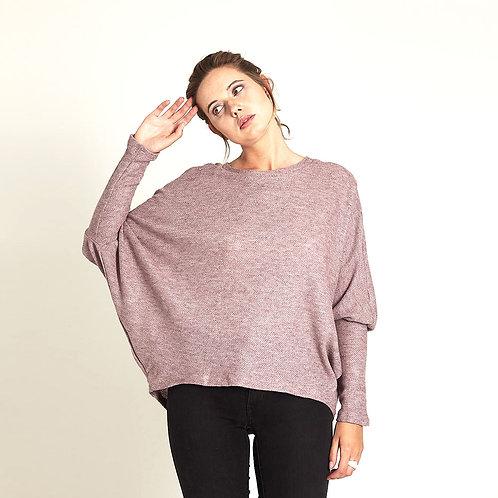Pullover Rose Slab onesize