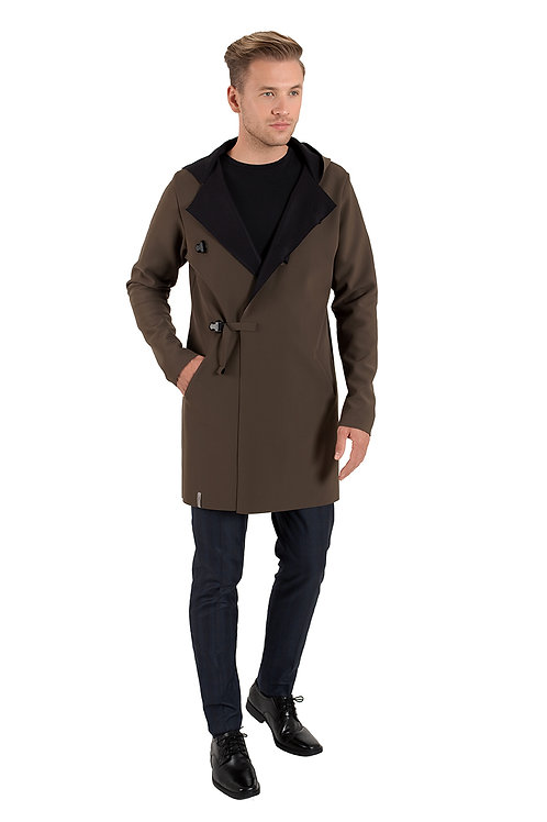 Softshellmantel Pro Men olive