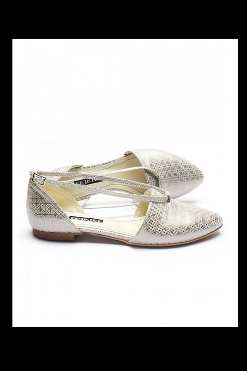 Sandale Kiama silber