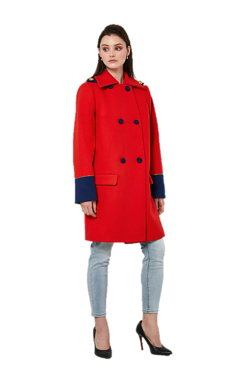 Mantel Rouge