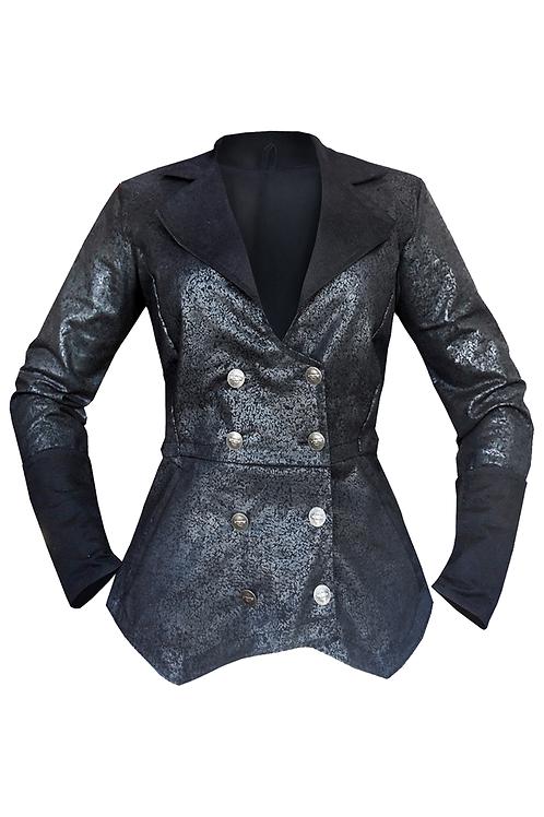 Plain Jacket Cleather
