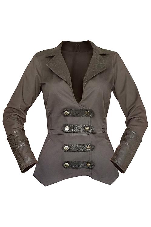 Steam Jacket Grey