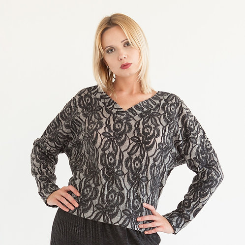 Pullover Lace