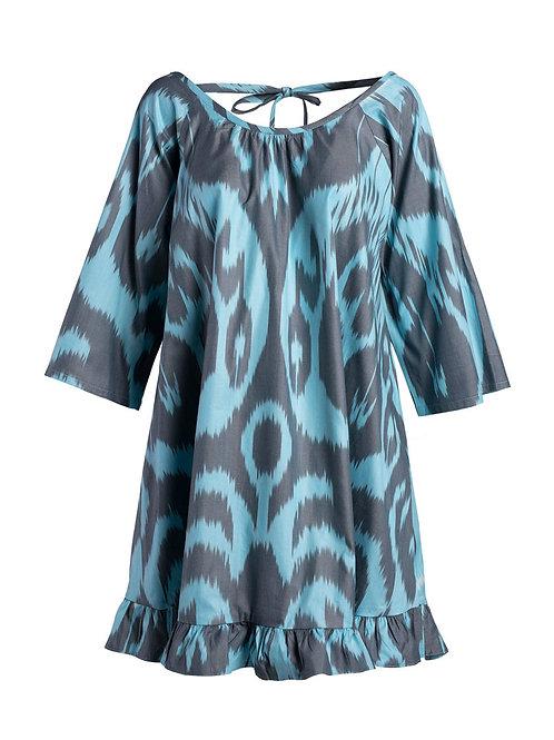 Ikat-Kleid Nika