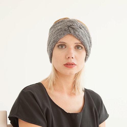 Stirnband Gilda aus Wolle