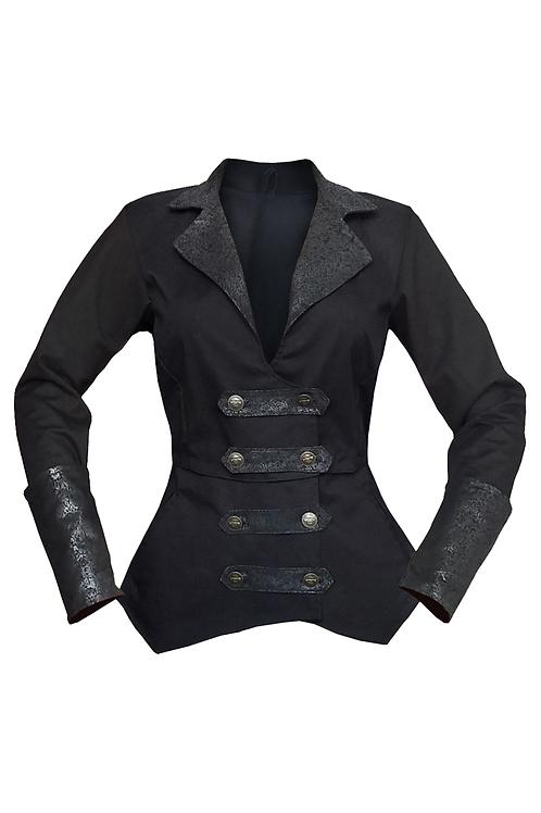 Steam Jacket Black