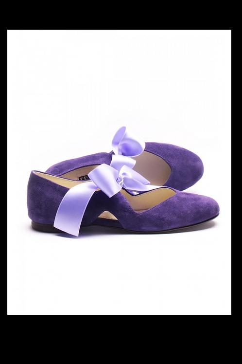 Ballerina Berisso purple
