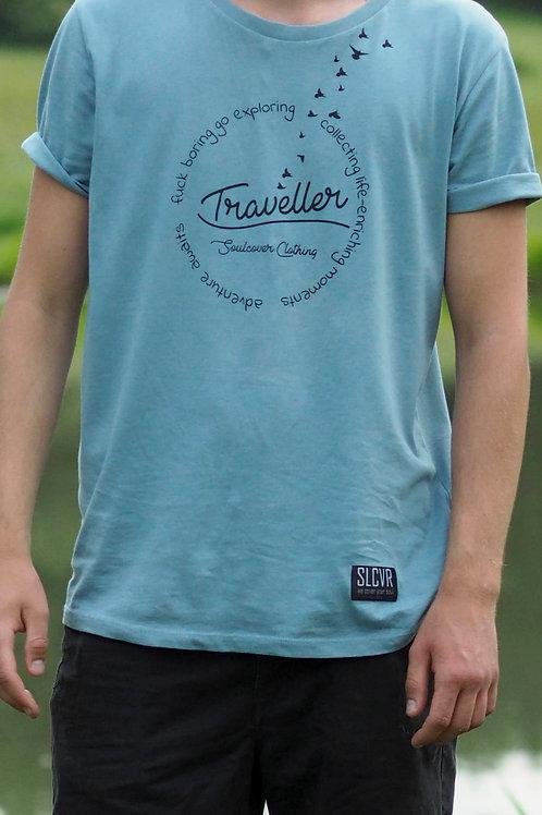 T-Shirt Traveller gents