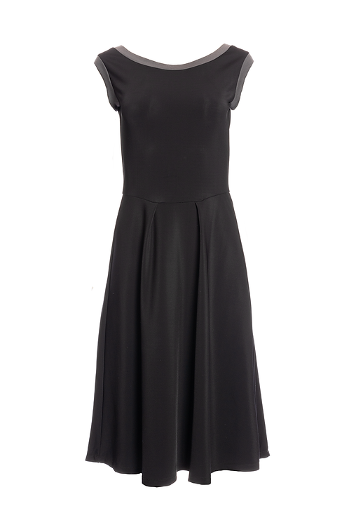 Kleid Carmen schwarz
