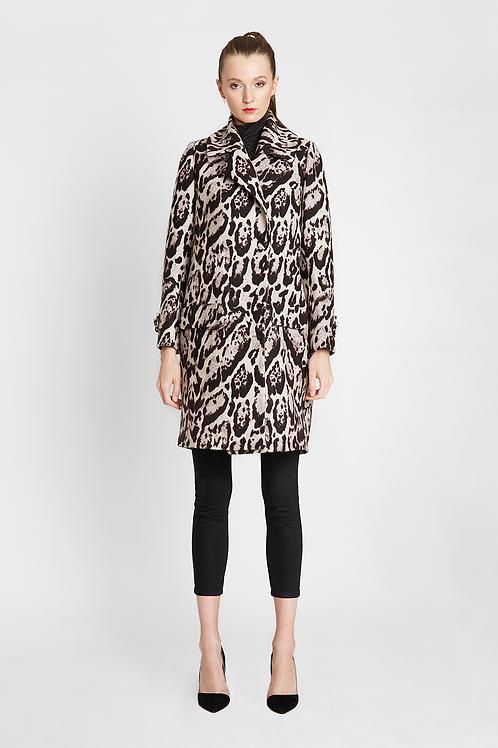 Mantel Leopard Skin