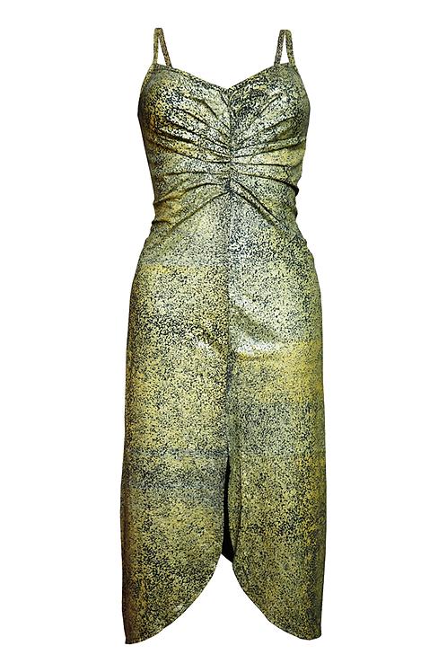 Venus Dress Gold