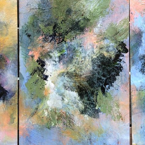 Mono County Triptych: Calling Deep