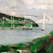 Carquinez Spring - Bridges