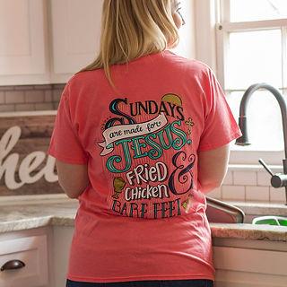 13547-Sundays-Are-Made-For-Jesus-SS-Cora