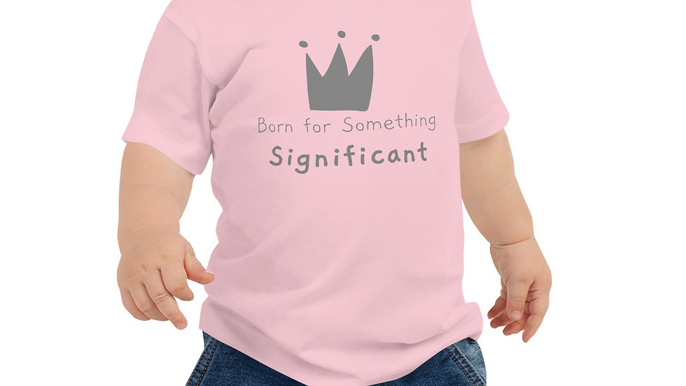 Born For Something Significant, Inspired2Wear Babywear