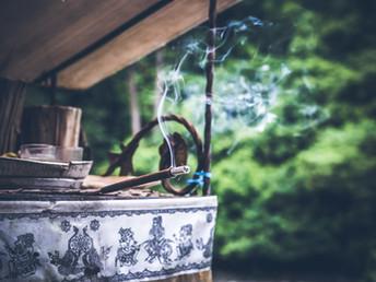 La magia del incienso… Sus beneficios según su aroma