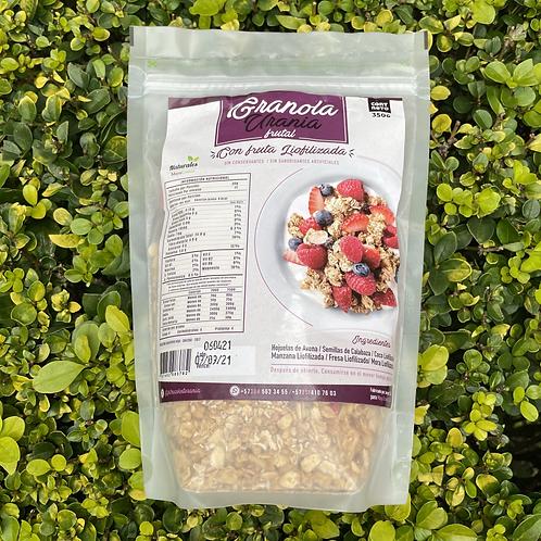 Granola Con Fruta Liofilizada -  350 Gr