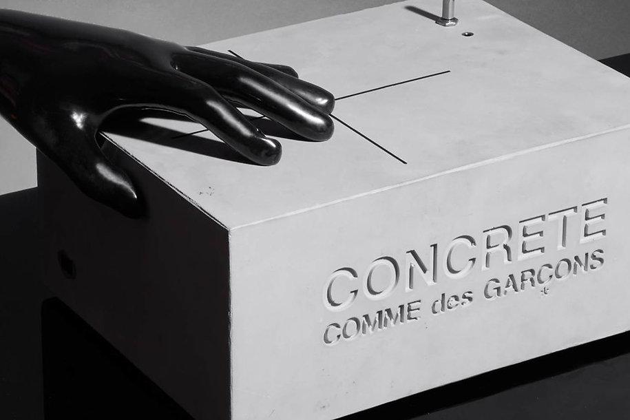 Agence design produit Paris. Luxe. Parfum Comme des Garçons.