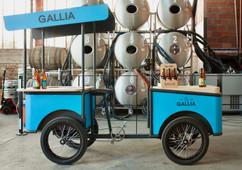 GOVA triporteur retail Gallia