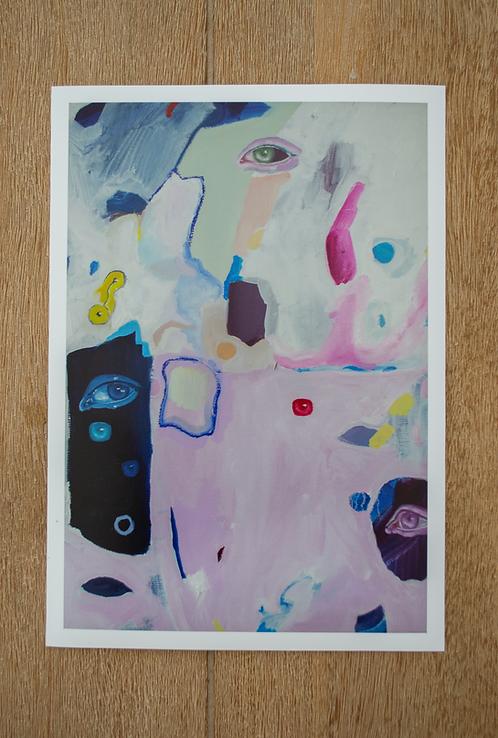 'Foresight' Large Print