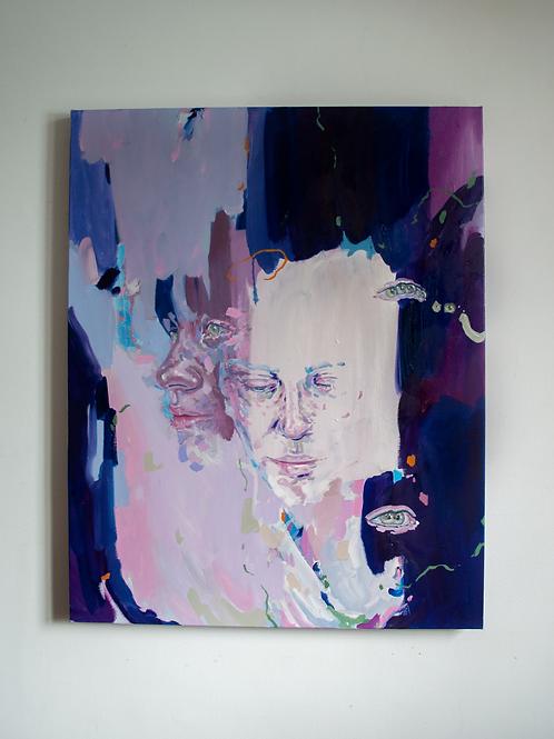 'Void' Original on Canvas