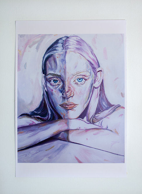 'Persephone' Small Print